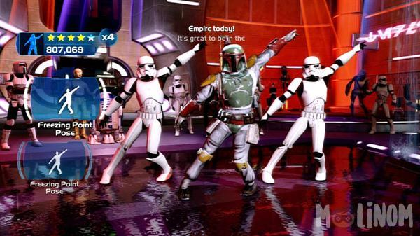 star wars kinect oyunu