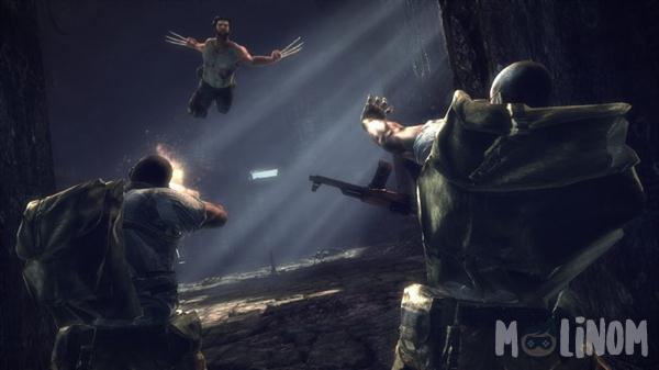 X Men origins wolverine oyunu