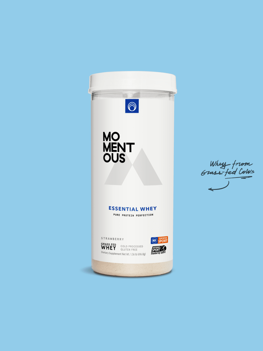 Essential Grass-Fed Whey Protein