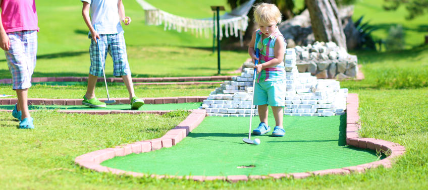 Best Mini Golf Courses for Families in New York City ...