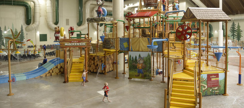 Get An Inside Look At The New Great Wolf Lodge In Lagrange Ga