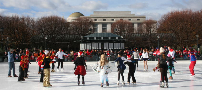 lead image for 10 ice skating rinks to try this winter in the dmv - Dmv Winter Garden