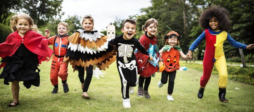 lead image for 25 family friendly halloween events in nyc