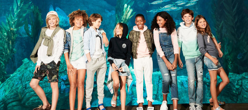 d61dc8a854 lead image for Abercrombie Kids Releases First-Ever Gender-Neutral Clothing  Line