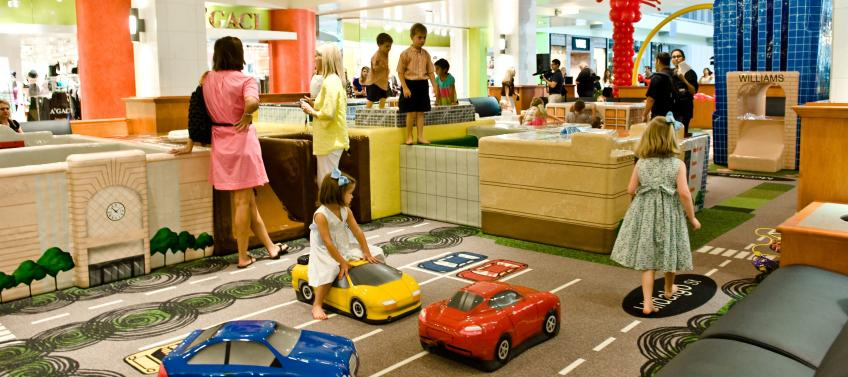 7 Best Indoor Play Spaces for Kids in Houston - Mommy Nearest