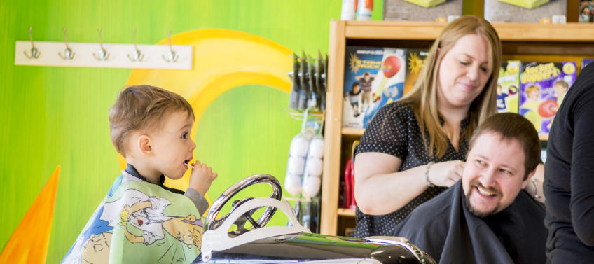 Best Kid Friendly Hair Salons In Chicago Mommy Nearest
