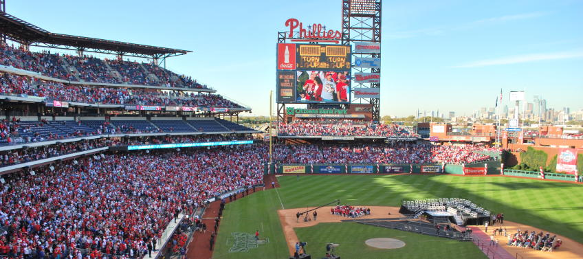 How To Navigate Phillys Citizens Bank Park With Kids