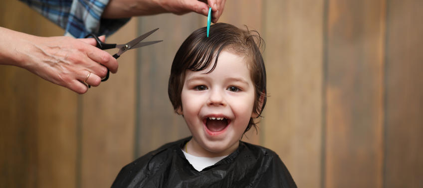 South Floridas Best Salons For Your Childs First Haircut Mommy