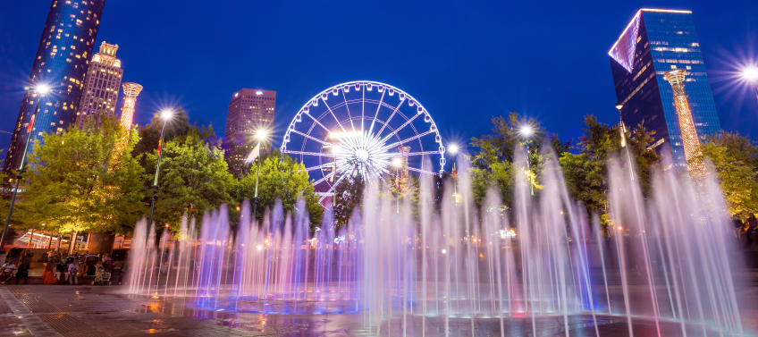 15 best attractions for families in atlanta mommy nearest