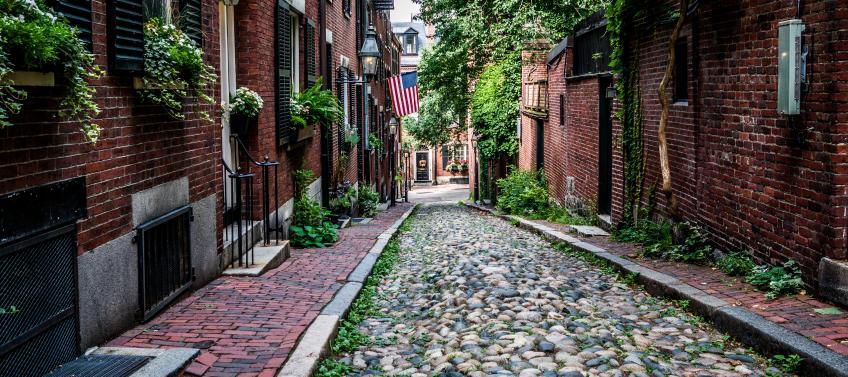 Resultado de imagen de beacon hill boston