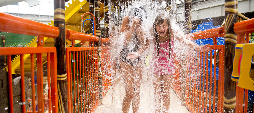 10 Best Indoor Water Parks In The U S For Families Mommy