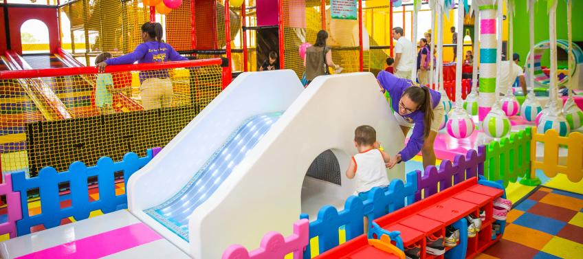 Best Indoor Play Spaces In South Florida Mommy Nearest