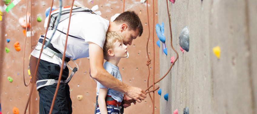 Best Rock Climbing Spots in Chicago for Kids - Mommy Nearest