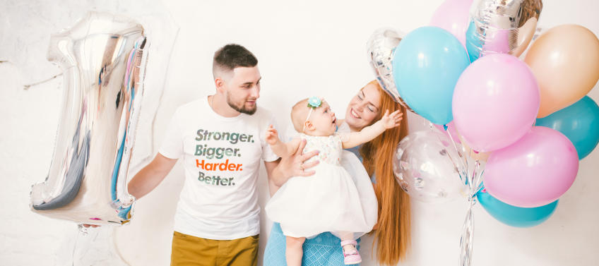 Lead Image For 6 Places To Host Your South Florida Babys First Birthday Party