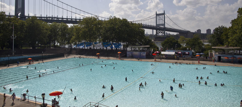 Best Outdoor Swimming Pools for Kids in New York City ...