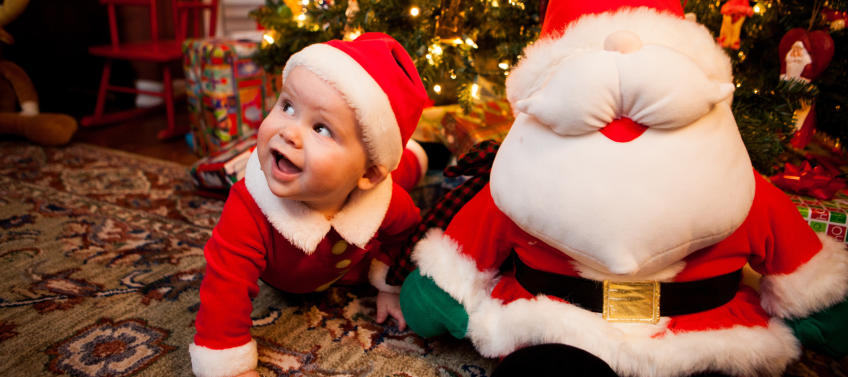 12 Reasons Having A Holiday Baby Is The Best And The Worst Mommy Nearest