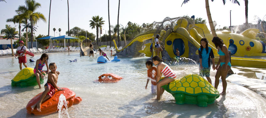 6 Great La Water Parks And Splash Pads For Families