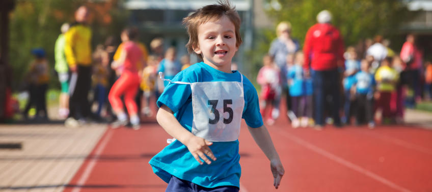 Lead Image For 4 Fun Runs And Races NYC Kids This Fall