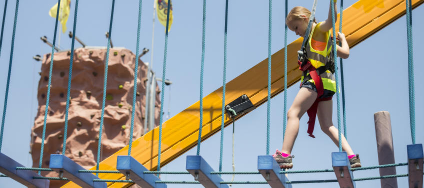 Lead Image For 10 Kid Friendly Places To Go Climbing In Philadelphia