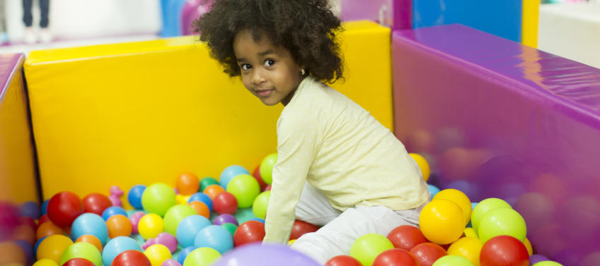 Ball pit dating