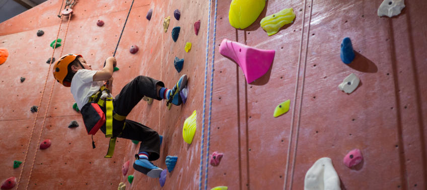 6 Rock Climbing Spots For Kids In New York City