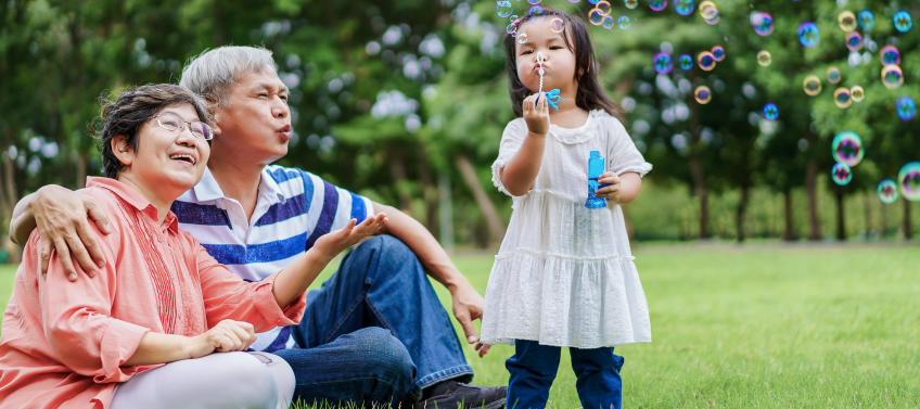Why Grandparents Are a Child's Best Friend - Mommy Nearest