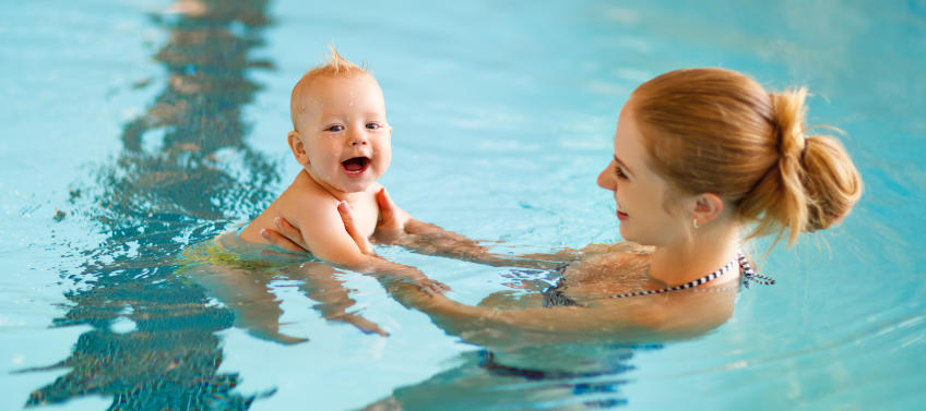 8 great indoor pools for families in the d c area mommy nearest for Swimming pools in bishops stortford