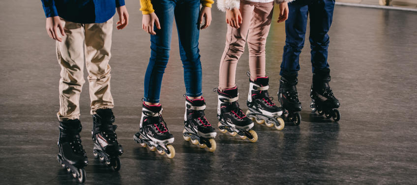 8718fa3adf4 Best Roller Skating Rinks for Families in the D.C. Area - Mommy Nearest