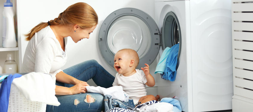 Image result for kids and laundry
