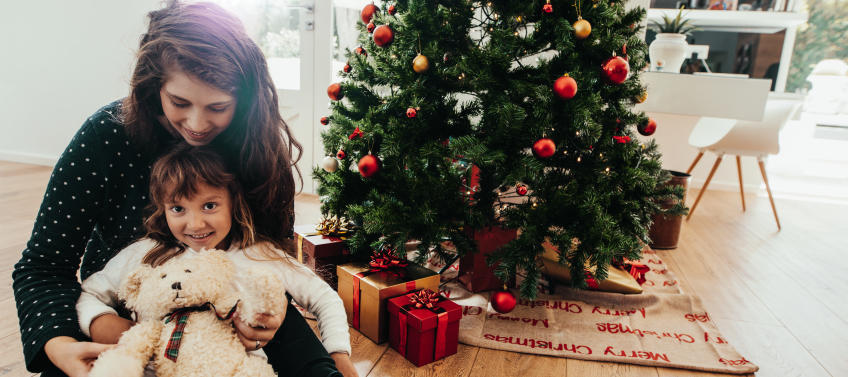 Single At Christmas.What I Learned During My First Christmas As A Single Mom