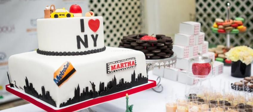 Lead Image For 8 NYC Moms Who Make Amazing Cakes Kids Birthday Parties