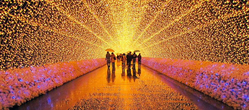 lead image for 7 Best Places to See Holiday Lights in NYC - 7 Best Places To See Holiday Lights In NYC - Mommy Nearest