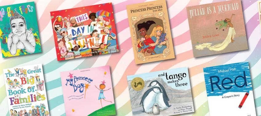 lead image for 15 Books to Read Your Kids During Pride Month (and Every Month)