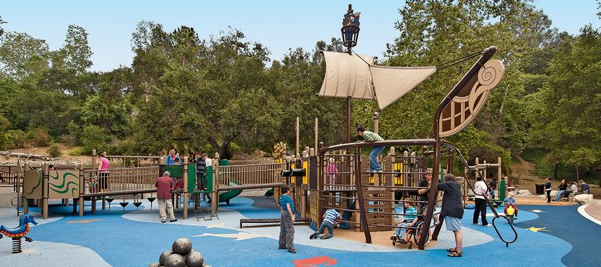 10 Best Playgrounds For Kids In Los Angeles Mommy Nearest