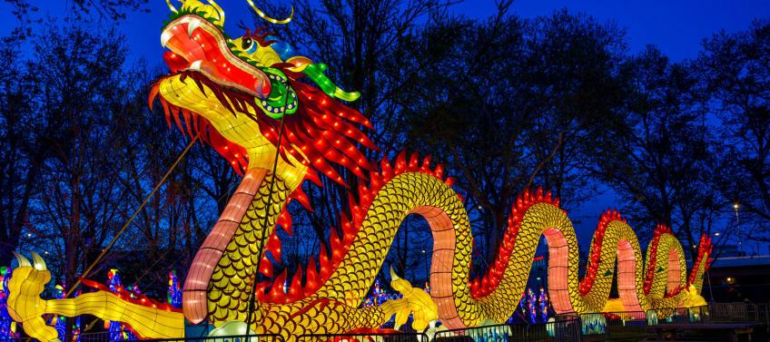 Chinese Lantern Festival Philadelphia 2020.Chinese Lantern Festival Returns To Philly S Franklin Square
