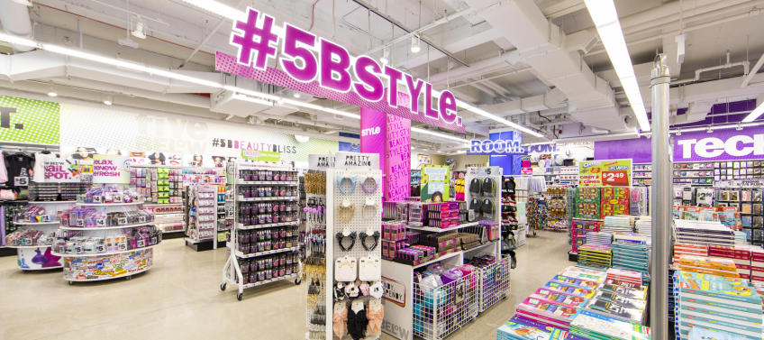 There S A New Five Below Store On Manhattan S Fifth Avenue Mommy