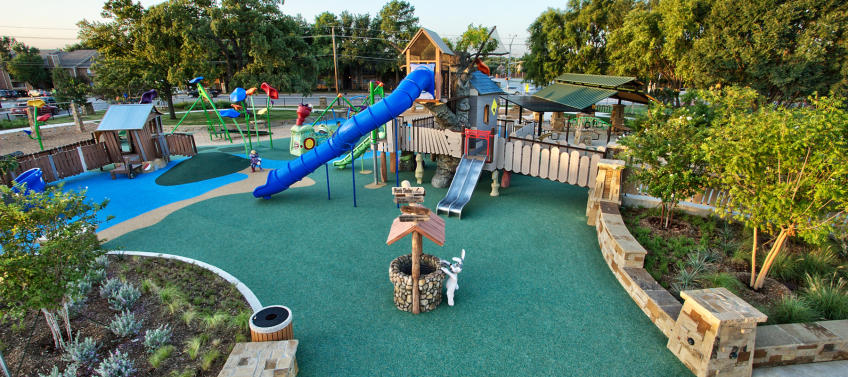 12 Best Playgrounds For Kids In Texas Mommy Nearest