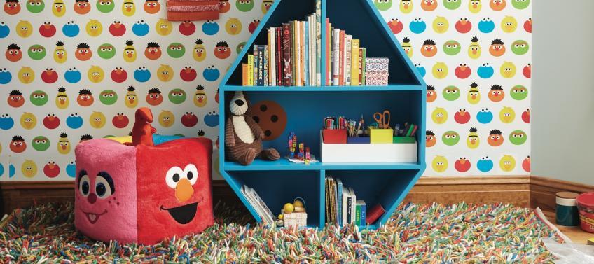 Land Of Nod Introduces New Sesame Street Line Mommy Nearest