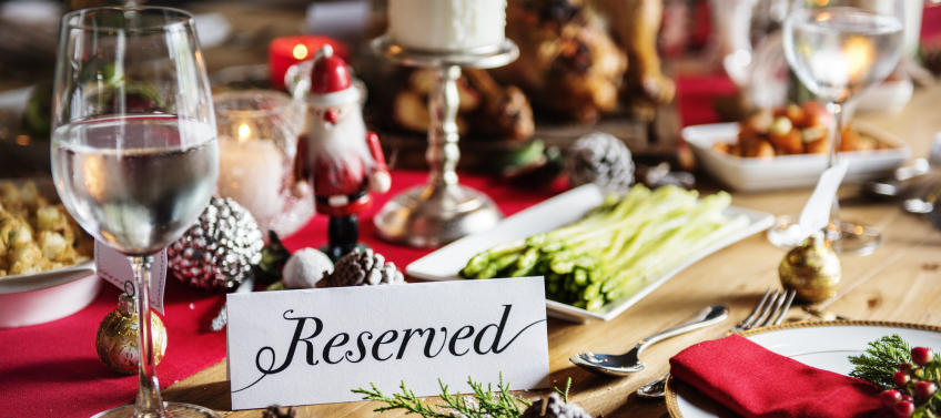 lead image for 5 restaurants open for christmas dinner in nyc