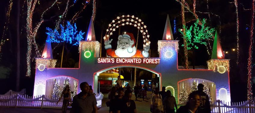 santas enchanted forest coupon code 2019