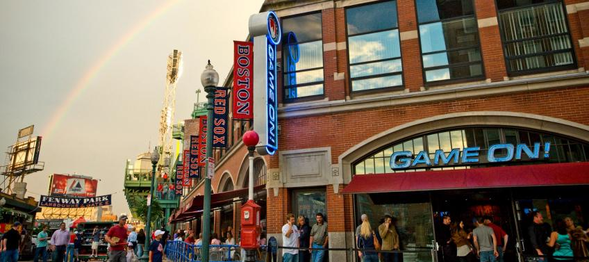 Best Restaurants Near Fenway Park In Boston For Families Mommy Nearest