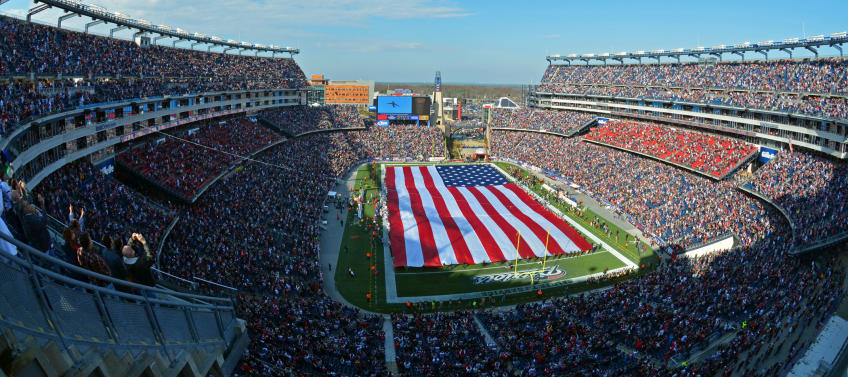 Image result for photos of gillette stadium