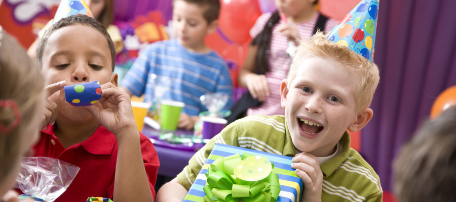 Best Birthday Party Places for Kids in the Washington DC Area