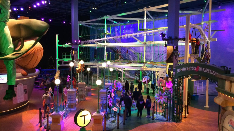 7 Places for Kids to Get Active Indoors in Boston Mommy Nearest