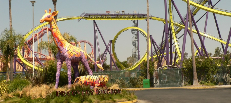 Lead Image For Must Do Six Flags Discovery Kingdom