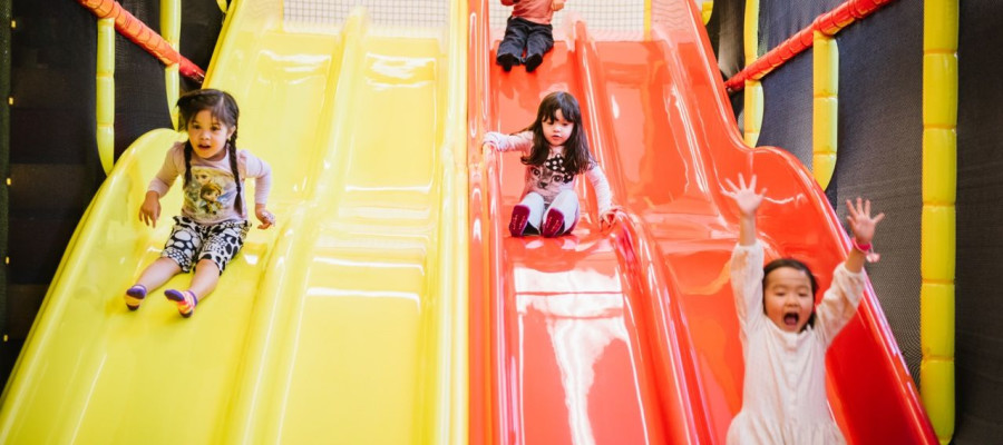 5 Birthday Party Places For Active Kids In The Bay Area Mommy Nearest