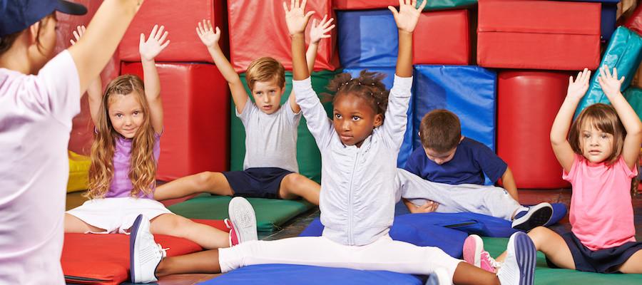 Spotlight On: Pyramid Gymnastics - Mommy Nearest