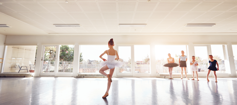 Ballet Studios Near You For Perfect Dancing