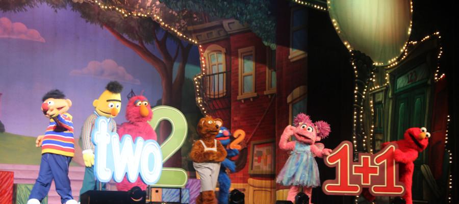 Must Do Sesame Street Live At Msg Mommy Nearest