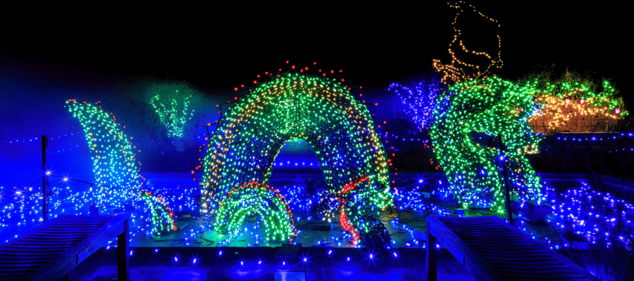 Best Places to See Holiday Lights in
